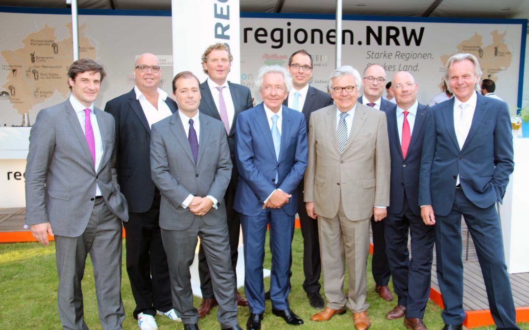 NRW-Sommerfest in Berlin